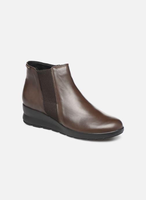 Bottines et boots Mephisto Pienza Marron vue détail/paire