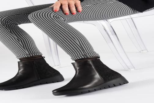 Bottines et boots Mephisto Serina Noir vue bas / vue portée sac