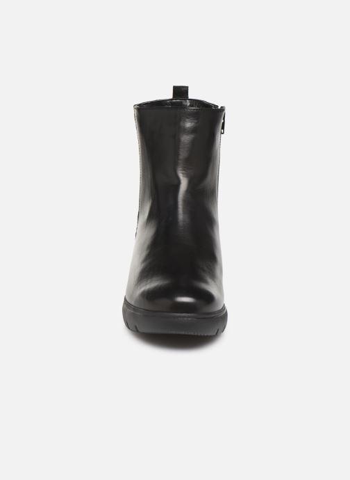 Bottines et boots Mephisto Serina Noir vue portées chaussures