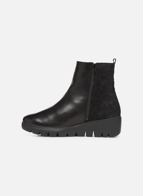 Bottines et boots Mephisto Serina Noir vue face