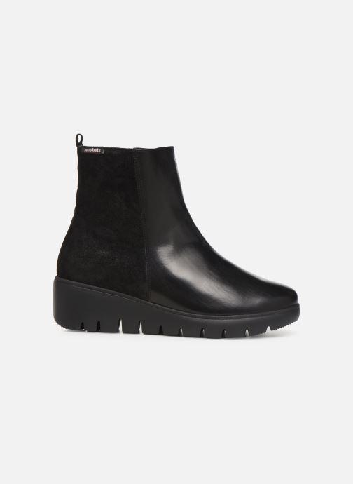 Bottines et boots Mephisto Serina Noir vue derrière
