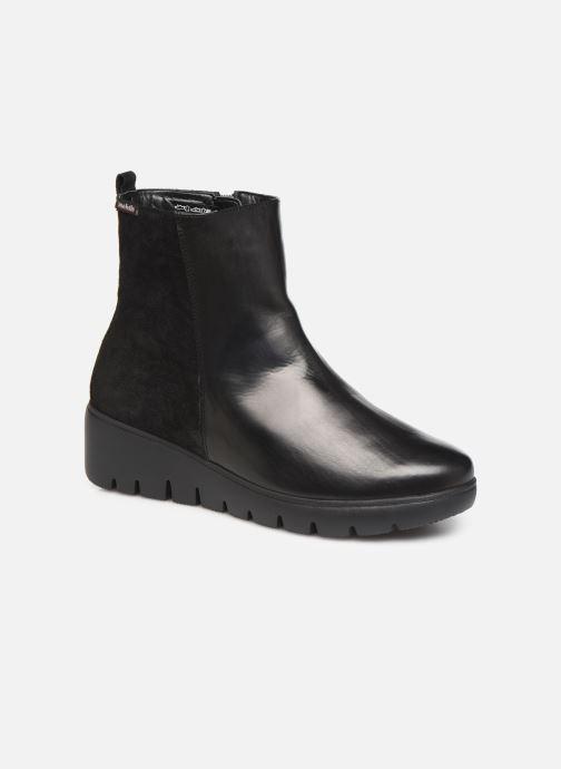 Bottines et boots Mephisto Serina Noir vue détail/paire