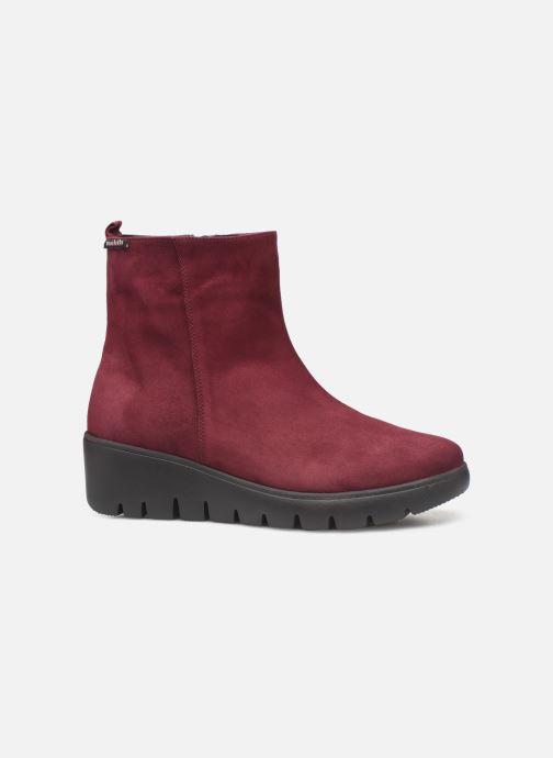 Bottines et boots Mephisto Serina Bordeaux vue derrière