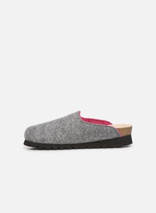 Pantoffels Mephisto Thea Grijs voorkant