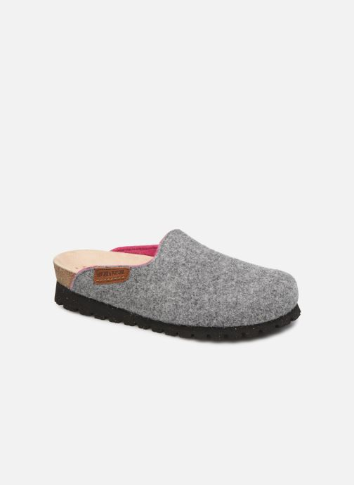 Slippers Mephisto Thea Grey detailed view/ Pair view