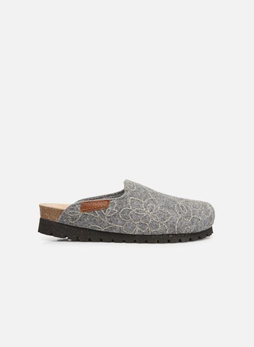 Pantofole Mephisto Thea Grigio immagine posteriore
