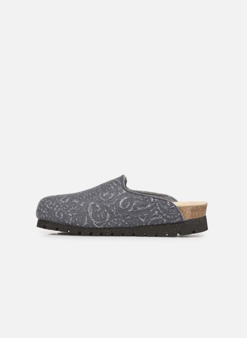 Chaussons Mephisto Thea Gris vue face