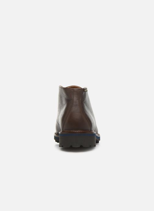 Bottines et boots Mephisto Berto Marron vue droite