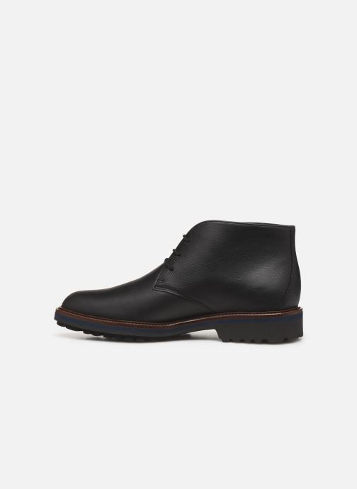 Ankle boots Mephisto Berto Black front view