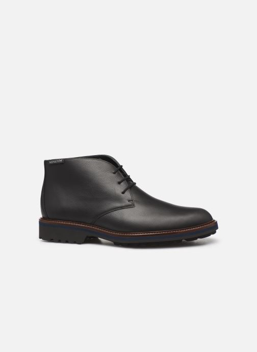 Ankle boots Mephisto Berto Black back view