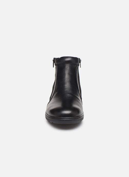 Stiefeletten & Boots Mephisto Dan schwarz schuhe getragen