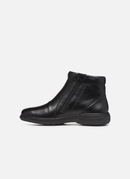 Stiefeletten & Boots Mephisto Dan schwarz ansicht von vorne
