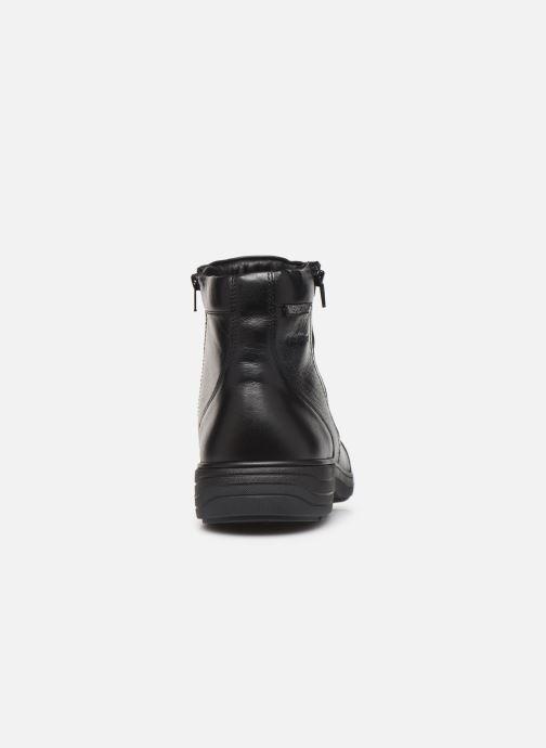 Stiefeletten & Boots Mephisto Dan schwarz ansicht von rechts