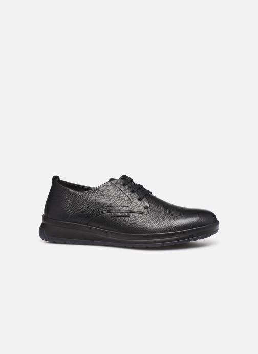 Chaussures à lacets Mephisto Lester Noir vue derrière