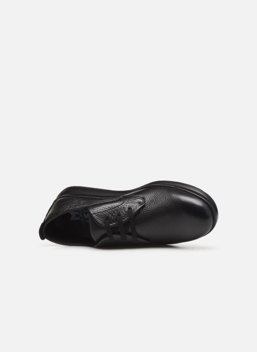 Chaussures à lacets Mephisto Lester Noir vue gauche