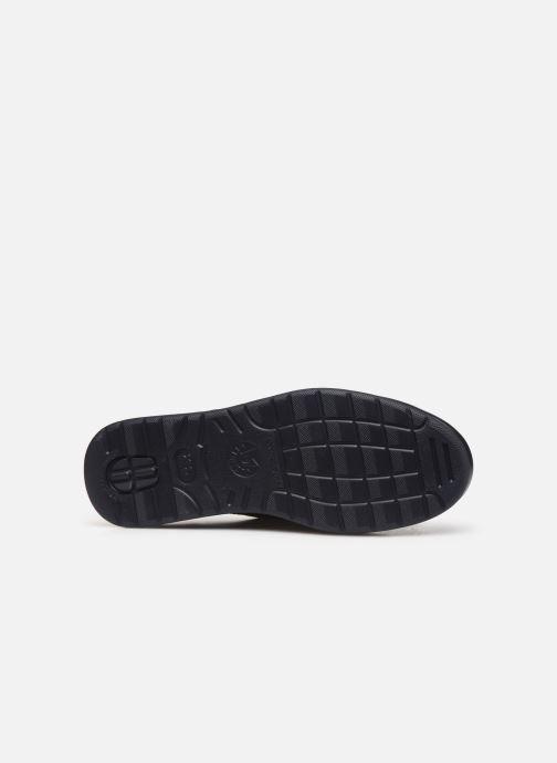 Chaussures à lacets Mephisto Lester Noir vue haut