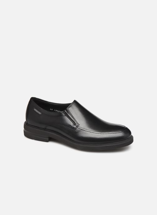 Loafers Mephisto Orso Black detailed view/ Pair view