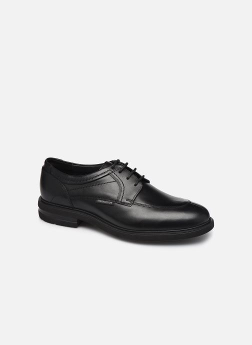 Chaussures à lacets Mephisto Oswaldo Noir vue détail/paire