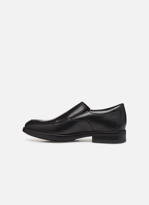 Loafers Mephisto Salvatore Black front view