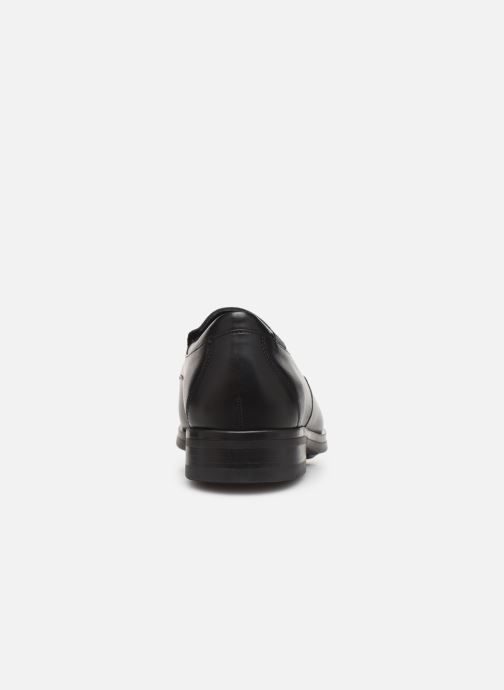 Loafers Mephisto Salvatore Black view from the right