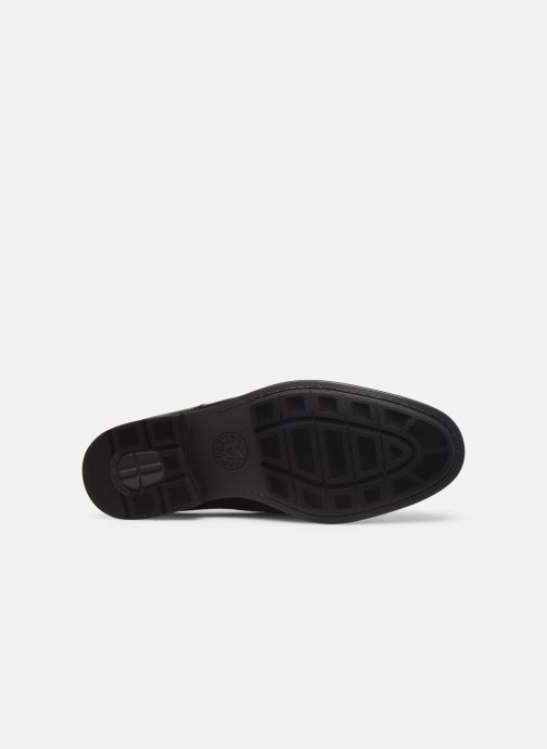 Loafers Mephisto Salvatore Black view from above