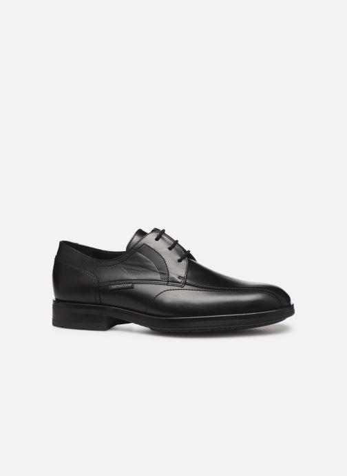 Chaussures à lacets Mephisto Saverio Noir vue derrière