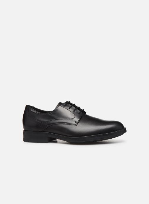 Zapatos con cordones Mephisto Smith Negro vistra trasera