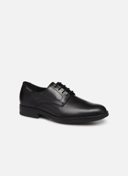 Lace-up shoes Mephisto Smith Black detailed view/ Pair view