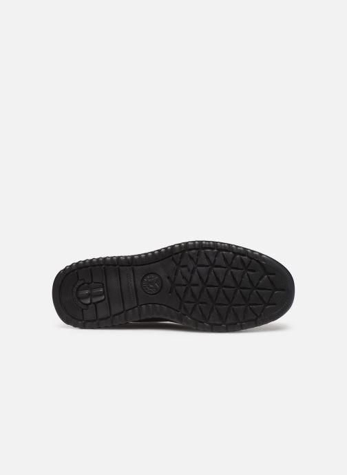 Zapatos con cordones Mephisto Tedy Negro vista de arriba