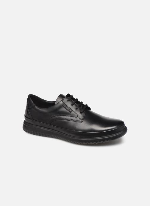 Zapatos con cordones Mephisto Tedy Negro vista de detalle / par