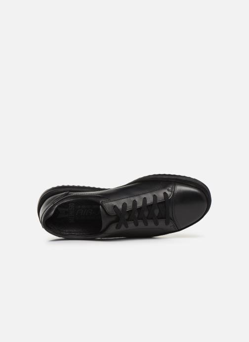 Sneakers Mephisto Thomas Winter Nero immagine sinistra