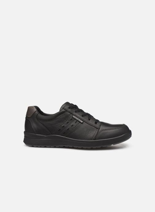 Sneaker Mephisto Vincente schwarz ansicht von hinten