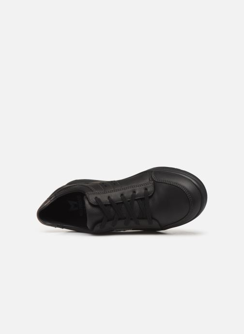 Sneakers Mephisto Vincente Nero immagine sinistra