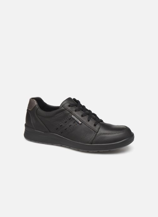 Trainers Mephisto Vincente Black detailed view/ Pair view