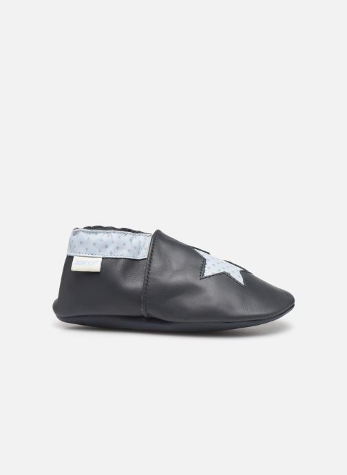 Pantofole Robeez Kindstar Azzurro immagine posteriore