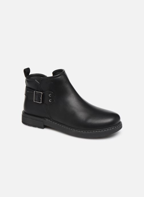 Bottines et boots Geox J Eclair Girl J949QD Noir vue détail/paire