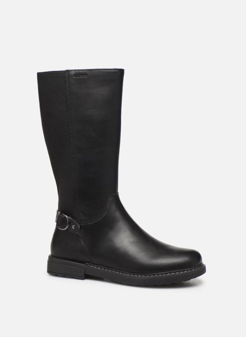 Boots & wellies Geox J Eclair Girl J949QF Black detailed view/ Pair view