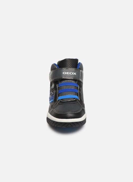 Sneakers Geox J Inek Boy J949CE Blå se skoene på