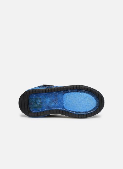 Sneakers Geox J Inek Boy J949CE Blå se foroven