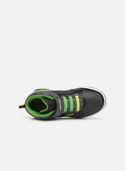 Sneakers Geox J Inek Boy J949CE Zwart links