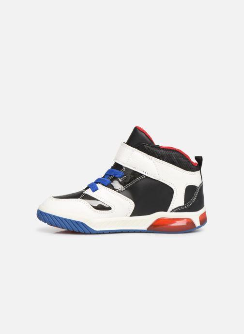 Sneakers Geox J Inek Boy J949CC Multicolor voorkant