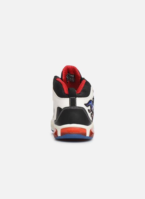 Sneakers Geox J Inek Boy J949CC Multicolor rechts