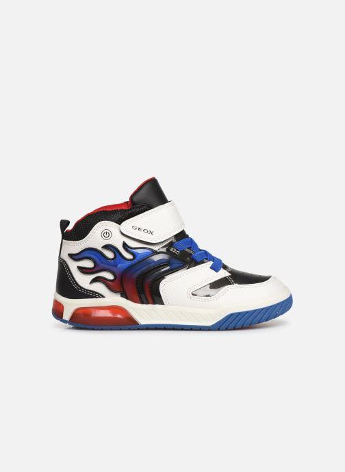 Sneakers Geox J Inek Boy J949CC Multicolor achterkant