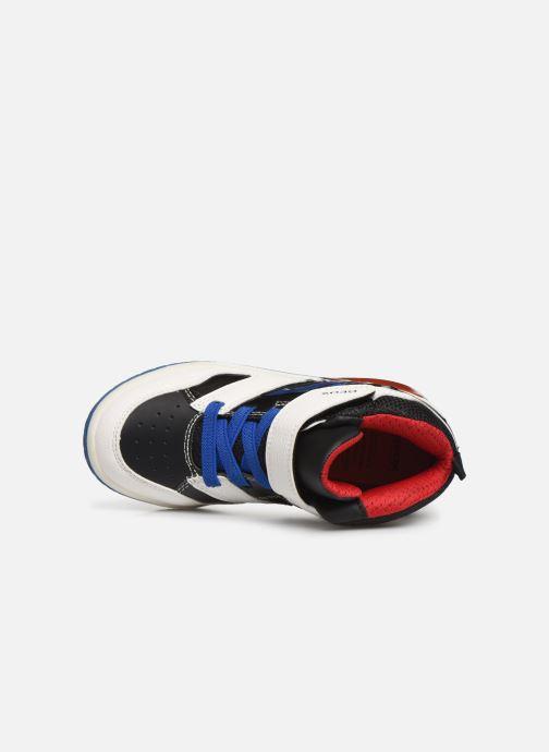 Sneakers Geox J Inek Boy J949CC Multicolor links