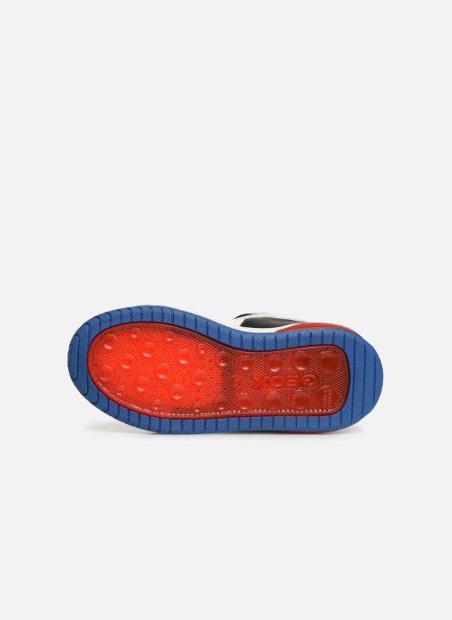 Sneakers Geox J Inek Boy J949CC Multicolor boven