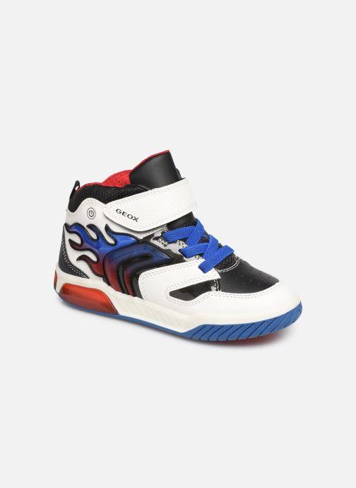 Sneakers Geox J Inek Boy J949CC Multicolor detail