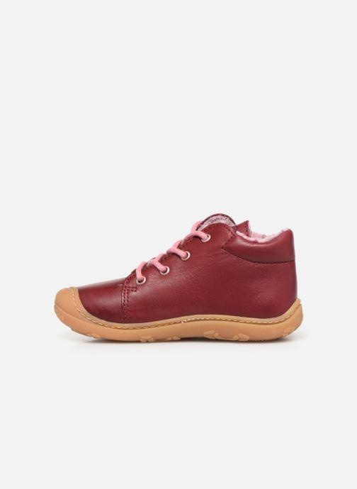Stiefeletten & Boots Pepino Rommi rosa ansicht von vorne