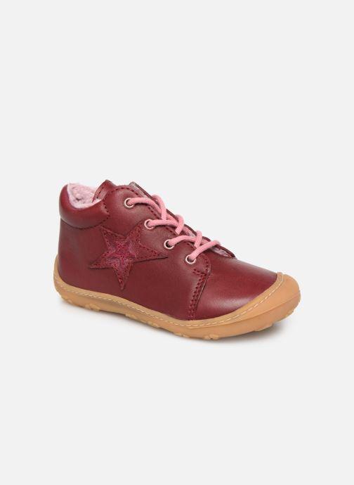 Bottines et boots Pepino Rommi Rose vue détail/paire