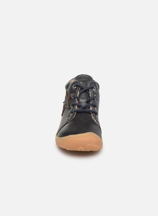 Stiefeletten & Boots Pepino Rommi blau schuhe getragen