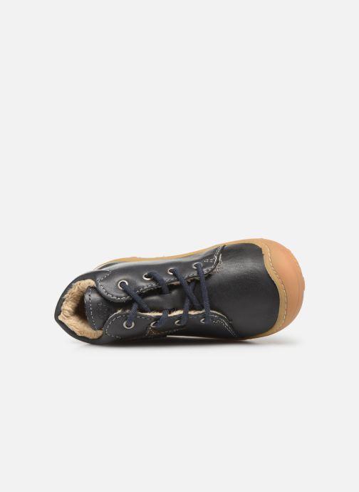 Stiefeletten & Boots Pepino Rommi blau ansicht von links